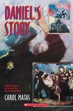 Daniel's Story by Carol Matas (1993, Paperback)