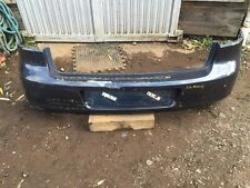 VW GOLF MK6 REAR BUMPER 2009 - 2012