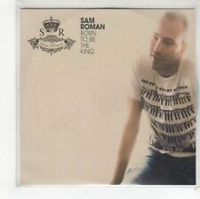 (FS372) Sam Roman, Born To Be The King - 2011 DJ CD