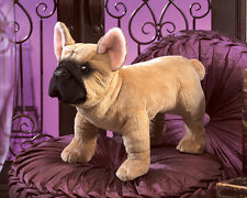 *NEW* PLUSH SOFT TOY Folkmanis 3066 French Bulldog Dog Hand Puppet