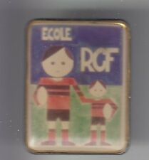 RARE PINS PIN'S .. SPORT RUGBY CLUB TEAM RCF DESSIN ECOLE JEUNE RACING 92 ~C4