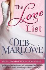 The Love List by Deb Marlowe (2013, Paperback)