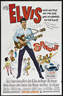 ELVIS PRESLEY - SPINOUT - HIGH QUALITY VINTAGE MOVIE/MUSIC POSTER