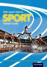 BTEC Level 2 Firsts in Sport: Teacher's Guide & DVD-ROM, Darrel Barsby, Gez Rizz