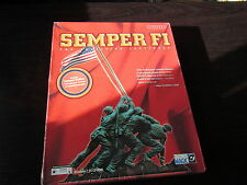 PC CD-Rom New in Box Semper Fi Factory Sealed 1998