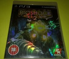 ps3 Sony bioshock 2 #retrogaming complete free UK postage
