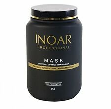 Inoar Deep Conditioning Mask - Macadamia and Wheat Protein - 1kg / 2.2lb