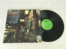 DAVID BOWIE ZIGGY STARDUST SPIDERS FROM MARS 1985 GREEN RCA AUSTRALIAN PRESS LP