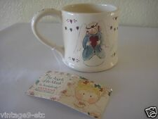 "New Gnomy's Diaries by Annekabouke Angel of the Month ""February"" Sm Coffee Mug"