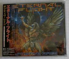 ETERNAL FLIGHT - Positive Rage + 2 Bonus JAPAN CD OBI SBCD-1020