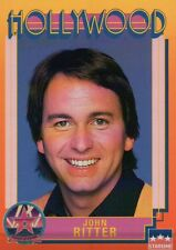 John Ritter, Actor, Hollywood Star, Walk of Fame Trading Card --- NOT Postcard