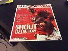 Manchester United v Newcastle United 2003-04