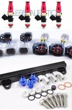 Toyota Celica MR2 ST185 3SGTE Blk ST165 650cc Fuel Injectors Rail 1-2nd gen GT4