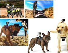 GoPro Dog Harness Chest Strap Hound Fetch Belt Mount for GoPro Xiaomi SJ Cameras