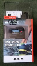 Sony HDR-AZ1VR ActionCam with Live View Remote - unused in box