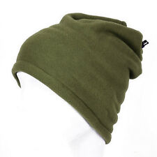 Neckerchief Thermal Fleece Warm Beanie Hat Snood Scarf Neck Warmer Ski Balaclava