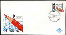 Netherlands 1977 Elections To Lower House FDC First Day Cover #C27603