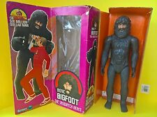 Rare-six million dollar man-bionic bigfoot-coffret avec insert - 1975 KENNER