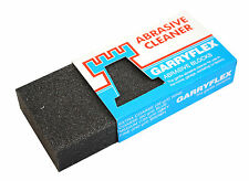 Garryson Garryflex Block 120 Grit Abrasive Track Cleaner. M0291