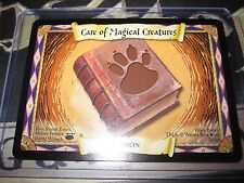HARRY POTTER TCG DIAGON ALLEY CARE OF MAGICAL CREATURES 76/ 80 COM EN MINT NEUF