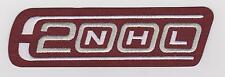 NHL MILLENIUM PATCH FOR COLORADO AVALANCHE YEAR 2000 JERSEY PATCH