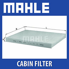 Mahle Pollen Air Filter - For Cabin Filter LA31 - Fits Audi,Skoda, VW