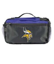 Minnesota Vikings Football NFL Hanging Travel Organizer Toiletry Carry On Bag