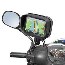 Roller Scooter Halterung Navi Tasche Blendschutz Spiegelbefestigung RAM-B-272