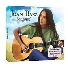 Joan Baez/Folksingers Round Harvard Square 2-CD NEW SEALED Folk