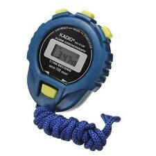 LCD Cronometro Digitale Tempo Orologio Allarme per Sport Palestra Corsa Fitness
