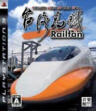 (Used) PS3 Railfan: Taiwan High Speed Rail [Import Japan]((Free Shipping))