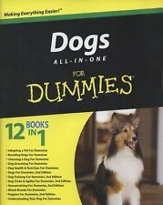 Dogs All-in-One For Dummies, Consumer Dummies, Good Book