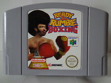 N64 Spiel - Ready 2 Rumble Boxing (PAL) (Modul)