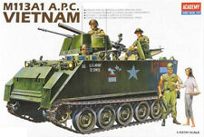 Academy Military 1/35 Plastic Model Kit M113A1 Vietnam War NIB 13266 Armor