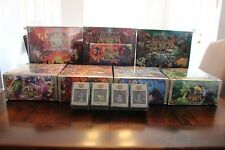 KICKSTARTER Arcadia Quest Inferno Hell of a Pledge All Gameplay Exclusives NIB