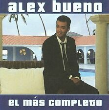 El Mas Completo * by Alex Bueno (CD, Oct-2009, Sony Music Distribution (USA))