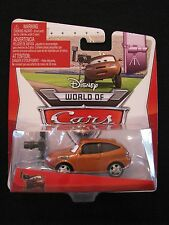 Disney Pixar World of Cars Cora Copper Canadian Card