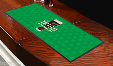 ST PATRICKS DAY BAR RUNNER IDEAL FOR HOME COCKTAIL PARTY BAR MAT OCCASION