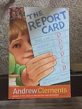 The Report Card by Andrew Clements (2012, Book, Other)