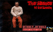 1/6 The Silence of The Lambs Dr. Hannibal Head Figure Full Set ☆SHIP FROM USA☆