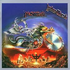 "JUDAS PRIEST ""PAINKILLER"" CD REMASTERED NEW+ HEAVY METAL"