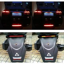 """12"""" Flexible 36-LED Car Motorcycle Strip Light Tail Brake Stop Singal Light"""