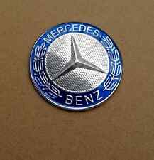 52mm Crystal Car Steering Wheel Center Sticker Badge Emblem For Mercedes-Benz