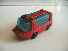 Matchbox Superfast Stretcha Fetcha in Red (german Issue)