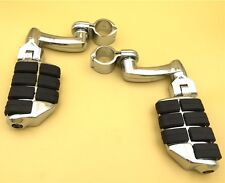 "Chrome Adjustable 1.5"" FootPeg Kit For Honda GoldWing VTX1300 Shadow Valkyrie"
