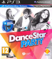 DanceStar Party (richiede PS Move) PS3 Playstation 3 IT IMPORT