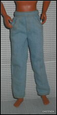 BOTTOM JAMES DEAN DSI DOLL DENIM LIGHT BLUE JEAN PANTS ACCESSORY CLOTHING ITEM