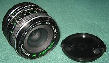 """Fotografia/Video/Filtro/Obiettivo""""HANIMEX MC AUTOMATIC 1:28 F=28mm  52"""" N°907130"""