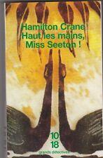 Hamilton Crane -  Haut les mains, Miss Seeton ! Grands détectives