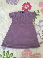 Baby Gap baby girl sweater dress 6-12 months old